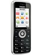 Philips E100 – технические характеристики