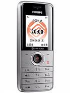 Philips E210 – технические характеристики