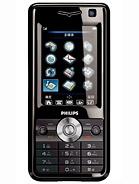 Philips TM700 – технические характеристики