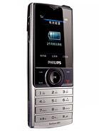 Philips X500 – технические характеристики