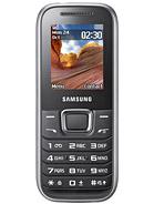 Samsung E1230 – технические характеристики
