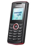 Samsung E2120 – технические характеристики