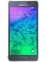 Samsung Galaxy Alpha – технические характеристики