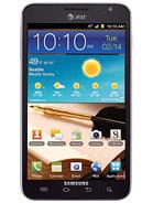 Samsung Galaxy Note I717 – технические характеристики