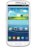 Samsung Galaxy S III CDMA – технические характеристики