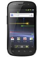 Samsung Google Nexus S – технические характеристики