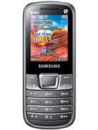 Samsung E2252 – технические характеристики