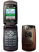 Samsung U810 Renown – технические характеристики