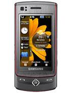 Samsung S8300 UltraTOUCH – технические характеристики
