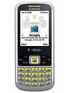 Samsung T349 – технические характеристики