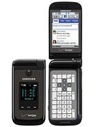 Samsung U750 Zeal – технические характеристики