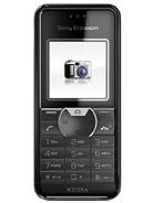 Sony Ericsson K205 – технические характеристики