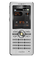 Sony Ericsson R300 Radio – технические характеристики