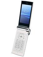 Sony Ericsson BRAVIA S004 – технические характеристики