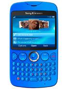 Sony Ericsson txt – технические характеристики