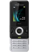 Sony Ericsson W205 – технические характеристики