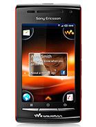 Sony Ericsson W8 – технические характеристики