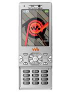 Sony Ericsson W995 – технические характеристики