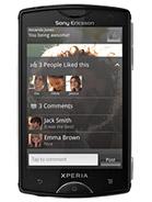 Sony Ericsson Xperia mini – технические характеристики