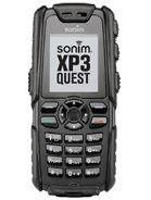 Sonim XP3.20 Quest – технические характеристики