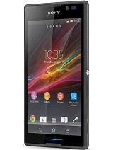 Sony Xperia C – технические характеристики
