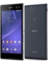 Sony Xperia C3 – технические характеристики