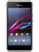 Sony Xperia E1 – технические характеристики