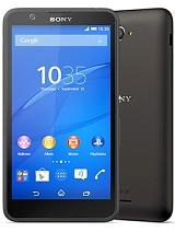 Sony Xperia E4 Dual – технические характеристики