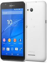 Sony Xperia E4g Dual – технические характеристики
