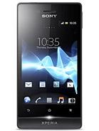 Sony Xperia miro – технические характеристики