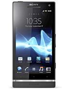 Sony Xperia SL – технические характеристики