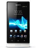 Sony Xperia sola – технические характеристики