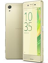 Sony Xperia X – технические характеристики