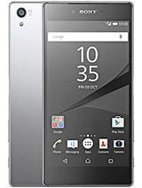 Sony Xperia Z5 Premium Dual – технические характеристики
