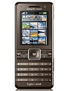 Sony Ericsson K770 – технические характеристики