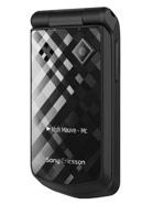 Sony Ericsson Z555 – технические характеристики