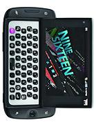 T-Mobile Sidekick 4G – технические характеристики