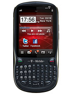 T-Mobile Vairy Text II – технические характеристики