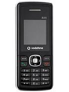 Vodafone 225 – технические характеристики