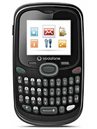 Vodafone 345 Text – технические характеристики