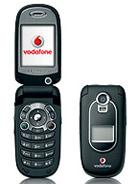 Vodafone 710 – технические характеристики