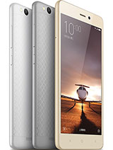 Xiaomi Redmi 3 – технические характеристики