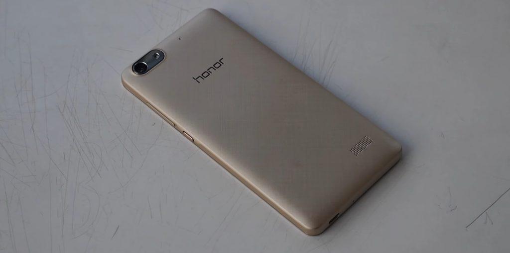 Обзор Huawei Honor 4c белый