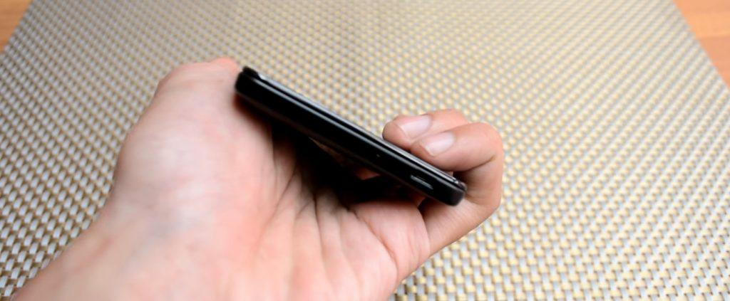 Обзор Huawei Honor 4c, USB разъем