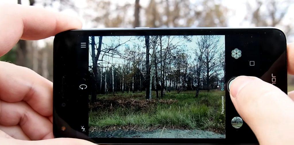 Обзор Huawei Honor 5A, фото, камера