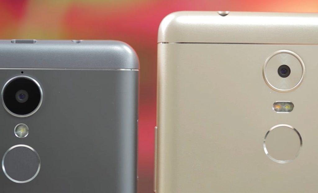 Обзор Lenovo K6 и Lenovo K6 Note