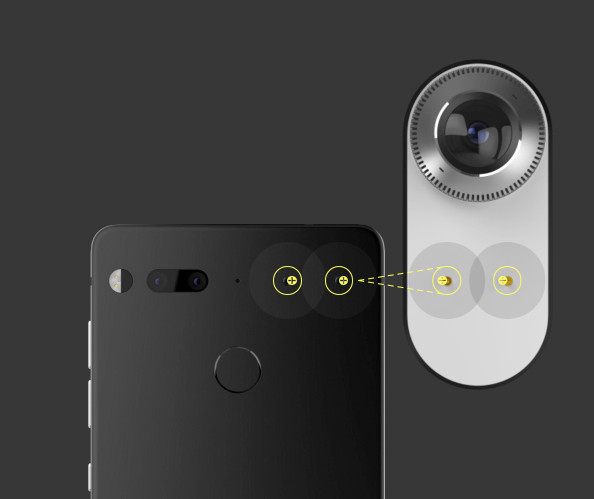 Essential от Rubin connect camera