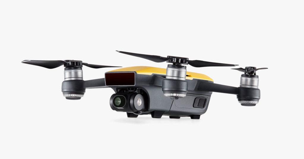 DJI Spark — цена, технические характеристики и видеообзоры