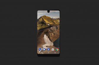 Cоздатель Android Энди Рубин — Почему новый Essential Phone выглядит так странно