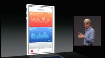 Health Kit от Apple